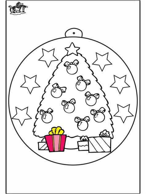 christbaumkugel mit weihnachtsbaum ausmalbilder weihnachten