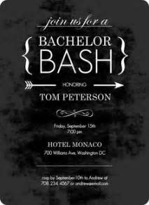 wedding invite ideas this free bachelor party invite template