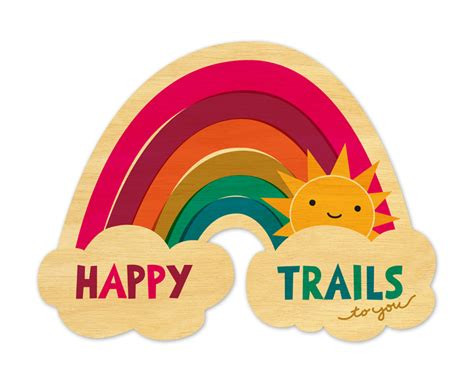 happy trails congratulations cards night owl paper
