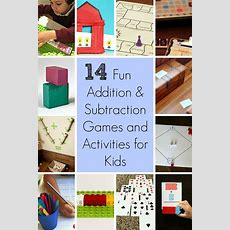 14 Fun Addition And Subtraction Games Kids Will Love