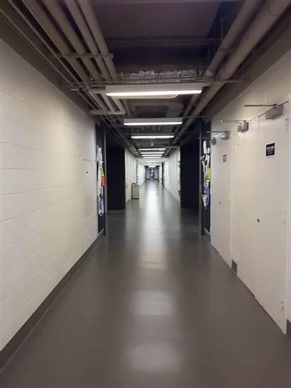 Empty Hallway Hallways Tragic Exam Schedule Deal