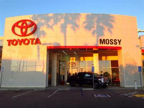 Toyota Dealership San Diego by Mossy Toyota Scion San Diego Ca 92109 Car Dealership