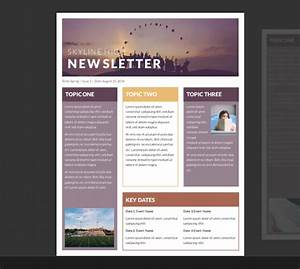 free school newsletter templates for word party invite With newsletter free templates on microsoft word
