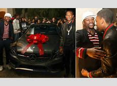 Floyd Mayweather buys son Zion £31,000 Mercedes! Daily