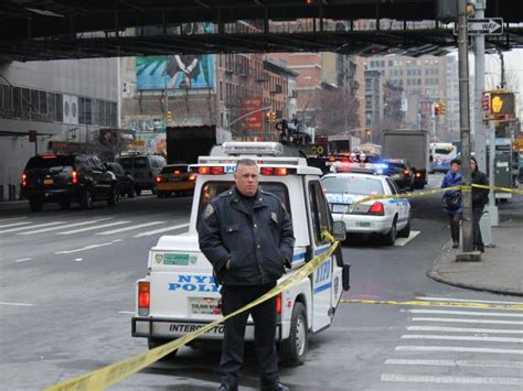 Times Square Hit And Run by Hit And Run Driver Arrested After Fatally Striking Elderly