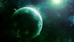 Green planet wallpaper #21568
