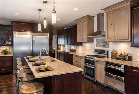 different types of kitchen cabinets comfortable as well as luxurious this kitchen utilizes