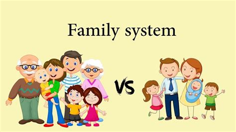 joint family  nuclear family debate youtube