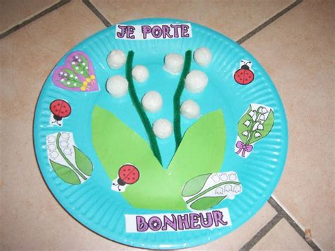 Bricolage Porte Bonheur Ma Tchou Team Porte Bonheur Du 1er Mai