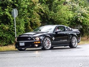 ford mustang shelby snake ford mustang shelby gt500 snake signature edition 18 june 2016 autogespot