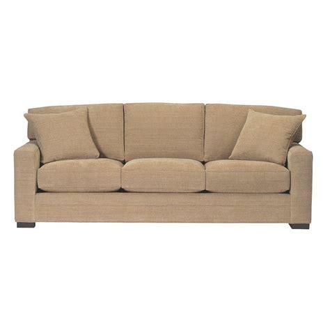 home depot sofa home decorators collection lindon tori parchment fabric