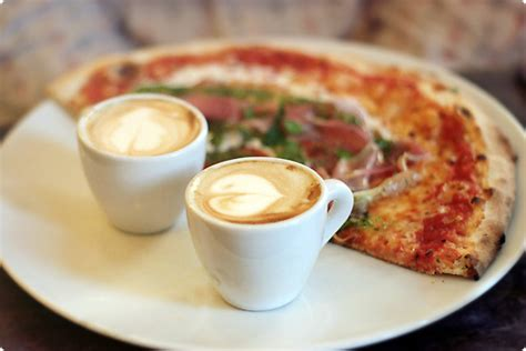 cuisine cappuccino 8 foods that were practically made for coffee