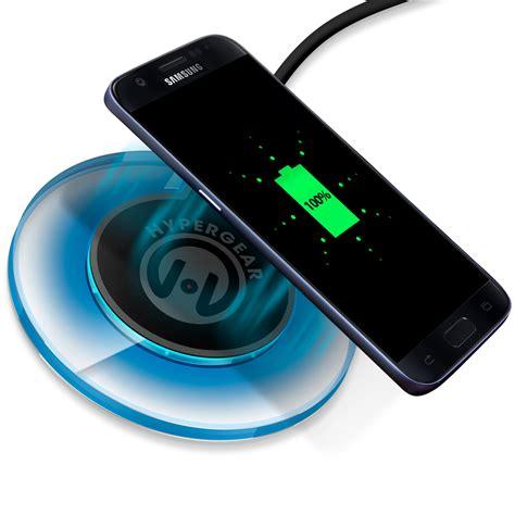 wireless charging mat hypergear ufo qi wireless charging pad