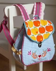 Kindertasche Selber Nähen : kinder rucksack mit fr hlingsgef hlen launenland pinterest kindergarten ~ Frokenaadalensverden.com Haus und Dekorationen