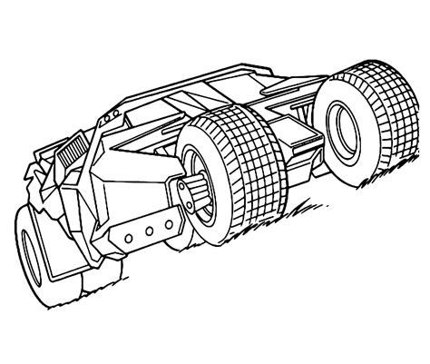disegni da colorare batman e la batmobile da colorare 3 disegni da colorare e