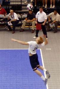 Physics Of Volleyball