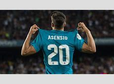 Marco Asensio scores on another competition debut for