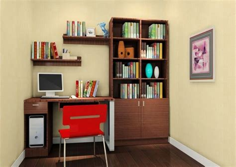 Study Room : Decorating A Study Room In Your Home