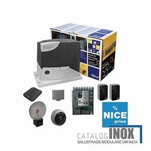 Nice Robus 400 : kit automatizare nice robus 400 ~ Melissatoandfro.com Idées de Décoration
