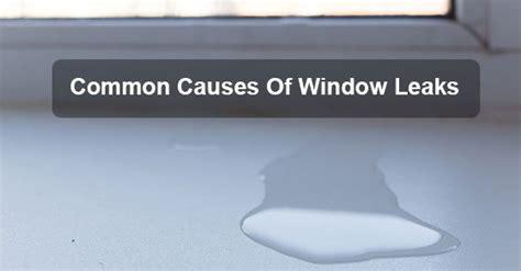 reasons   windows  leaking clera windows doors
