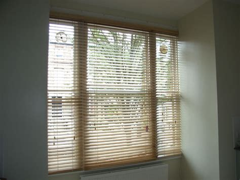 canadian maple 50mm woodslat blinds archway