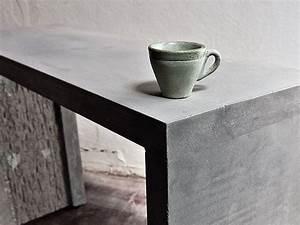 Möbel Aus Beton : beton m bel wohnbeton ~ Michelbontemps.com Haus und Dekorationen
