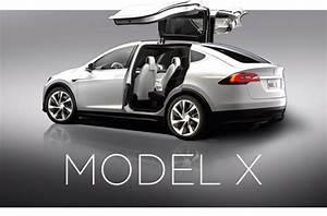 Tesla Porte Papillon : tesla model x update prototypes in fall production early 2015 3rd row an option ~ Nature-et-papiers.com Idées de Décoration
