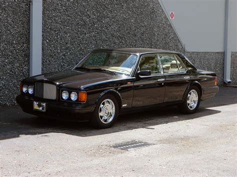 bentley turbo 1996 bentley turbo r sedan 184786