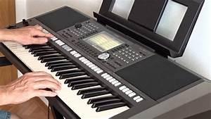 Yamaha Psr S970 Gebraucht : yamaha psr s970 keyboard bigband style spanisch eis youtube ~ Kayakingforconservation.com Haus und Dekorationen