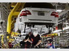 Daimler executive Alabama plant is 'proud story of
