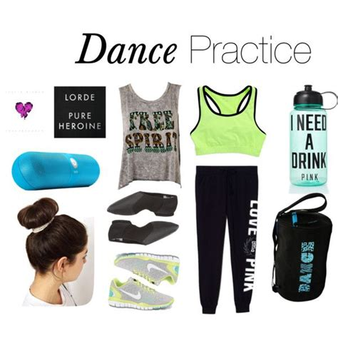 Dance practice outfit | Dance Outfits | Pinterest | Dance practice outfits Dancing and Dance ...