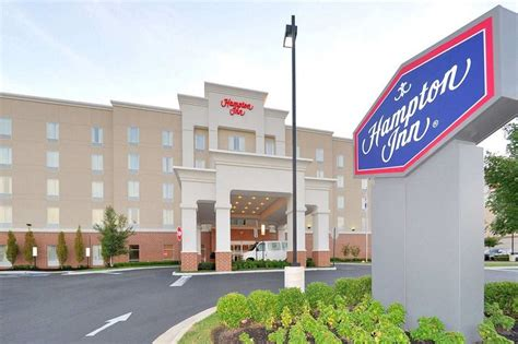 Hampton Inn Richmond Airport, Richmond  Room Prices