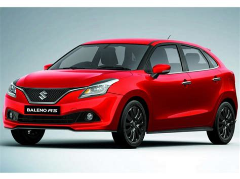 Gambar Mobil Suzuki Baleno by Suzuki Baleno Rs Hatchback Berperforma Tinggi Mobil