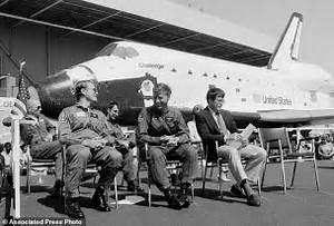 Commander of 1st flight of space shuttle Challenger dies ...