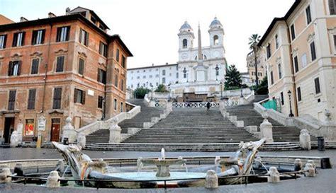 escalier trinit 233 des monts r 233 ouverture au rome pratique