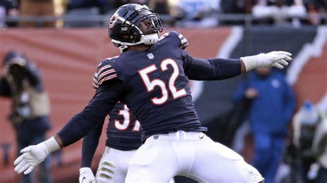 rockin  khalil mack jumps   bears defense