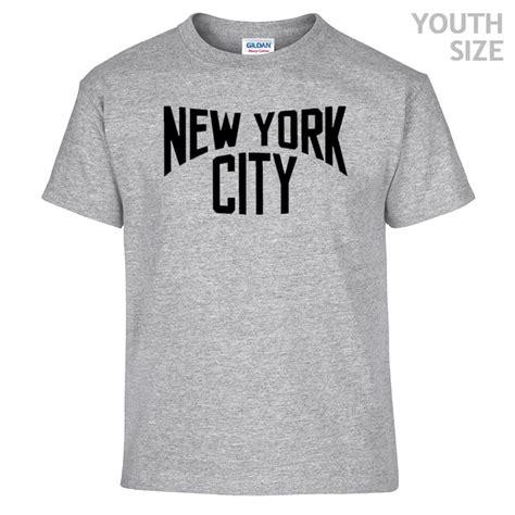 T Shirt Kaos New York new york city vintage t shirt youth t shirt cool