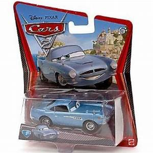 Cars 2: Character Pack Finn McMissile Toys | TheHut.com