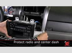 GROM USBIPOD Honda CRV 0809 Installation YouTube