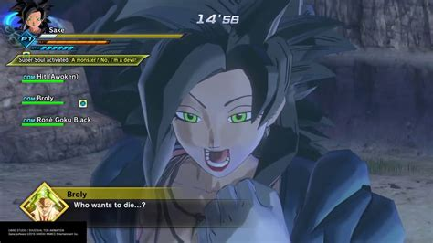 Dragon Ball Xenoverse Divinity Unleashed