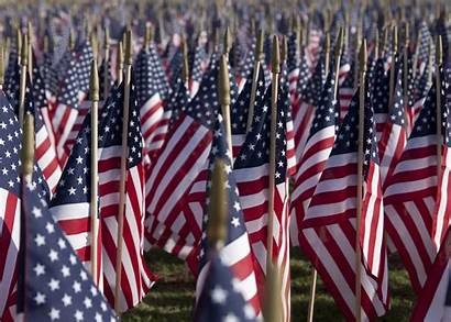 Memorial Flags Usa Wallpapers Colouring