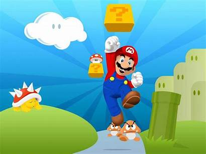 Mario Super Backgrounds Wallpapers Tag 3d Pixelstalk