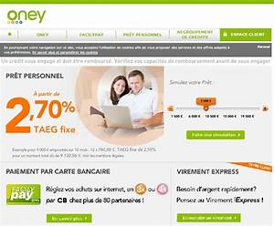 Carte Accord Mon Compte : consulter compte oney banque accord ~ Dailycaller-alerts.com Idées de Décoration