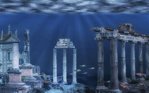 Ancient City of Atlantis Discovered in UK Waters