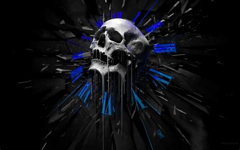 Anime Skull Wallpaper - skulls wallpapers hd