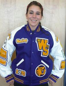 west seattle high school varsity letter jacket www With high school varsity letters
