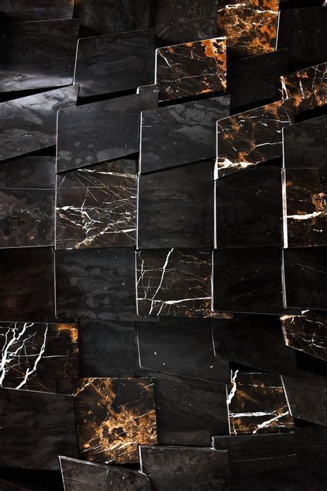 Luxus Inneneinrichtung Home In Black Serenity Atelierii Just Make Design by Pin Achim Fuchs Auf Der Natursteinhandel 大理石 壁 Und 石
