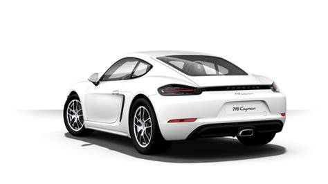Request a dealer quote or view used cars at msn autos. 2018 Porsche 718 Cayman Exterior Color Options