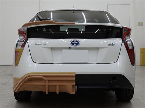 Toyota Prius teased again with Wald's Sport Line kit Image ...