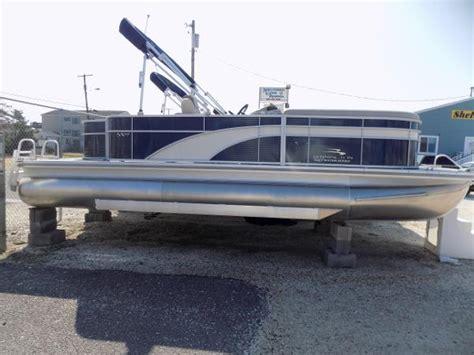 Pontoon Boat Sinks Nj by Pontoon Boats For Sale In Tuckerton New Jersey